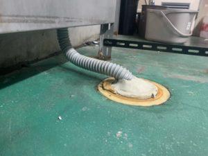 エアコンドレン修理