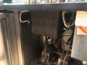 断熱材補修工事